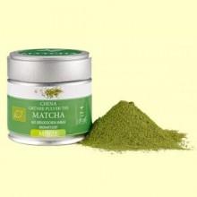 Té Verde Matcha Bio con Aroma a Menta - 30 gramos - D&B