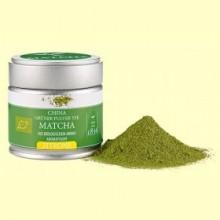Té Verde Matcha Bio con Aroma a Limón - 30 gramos - D&B