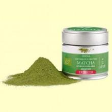 Té Verde Matcha Bio con Aroma a Fresa - 30 gramos - D&B
