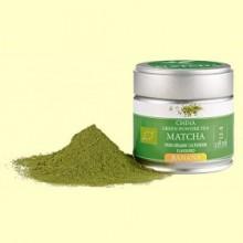 Té Verde Matcha Bio con Aroma a Banana - 30 gramos - D&B