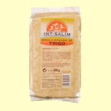 Sémola integral de trigo - Int- 500 g -Salim