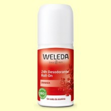 Desodorante Roll-on Granada 24h - 50 ml - Weleda