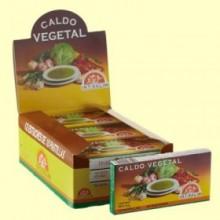 Caldo Vegetal - Int- 10 cubitos -Salim