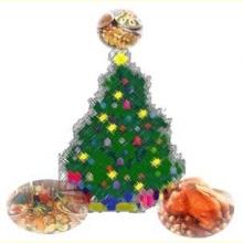 Excesos de alimentos en la Navidad