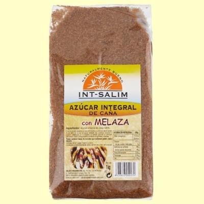 Azúcar Integral de Caña con Melaza - Int- 1 kg -Salim