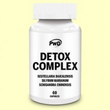 Detox Complex - 60 cápsulas - PWD