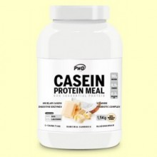 Casein Protein Chocolate Blanco con Coco - 1,5 kg - PWD