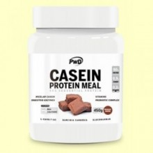 Casein Protein Chocolate Brownie - 450 gramos - PWD