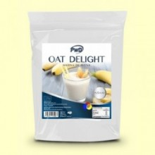 OAT Delight - Harina de Avena Sabor Plátano - 1,5 Kg - PWD