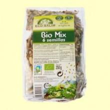 Bio Mix 6 semillas - Eco- 250 g -Salim
