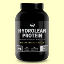 Hydrolean Protein Banana y Cookies and Cream - 1 kg - PWD