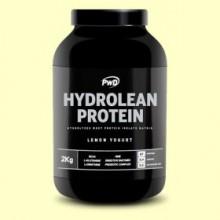 Hydrolean Protein Yogur Limón - 2 kg - PWD
