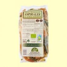 Espirales con Verduras Ecológicos - Eco- 250 g -Salim