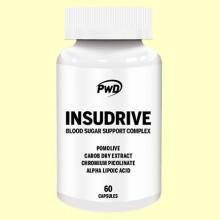 Insudrive - 60 cápsulas - PWD
