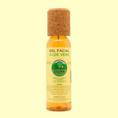 Gel Facial Aloe Vera - 200 ml - Giura
