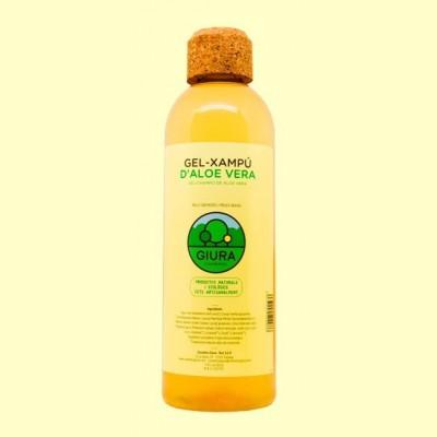 Gel de Baño y Champú de Aloe Vera - 750 ml - Giura