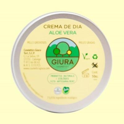 Crema de día de Aloe Vera - 50 ml - Giura