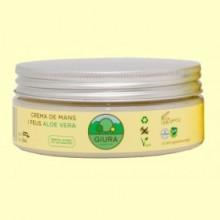 Crema de manos y pies al Aloe Vera - 200 ml - Giura