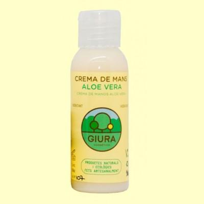 Crema de Manos Aloe Vera - 50 ml - Giura