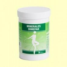 Minerales - 500 cápsulas - Laboratorios Dimefar