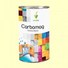 Carbomag - Carbonato de Magnesio - 150 g - Novadiet