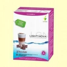 Light Nova Chocolate - 6 sobres - Novadiet