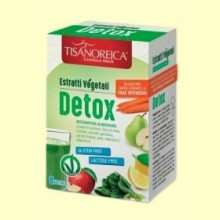 Tisanoreica Detox - 8 sobres - Gianluca Mech