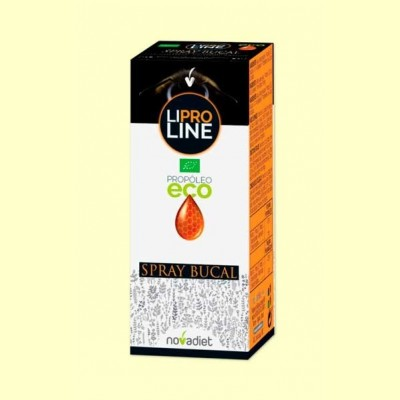 Liproline Spray Bucal Eco - 20 ml - Novadiet