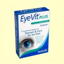 EyeVit PLUS - 30 cápsulas - Health Aid