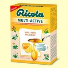Ricola Multi-Active Miel Limón - 51 gramos - Ricola