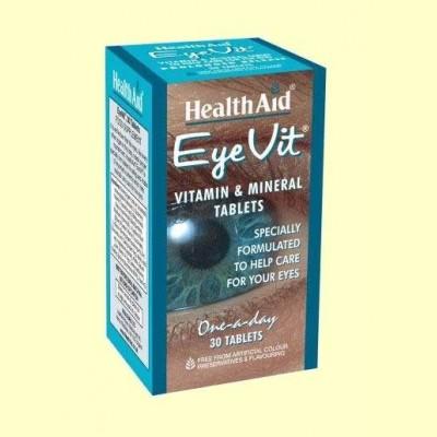 Eyevit - 30 comprimidos - Health Aid