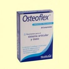Osteoflex - Articulaciones - Liberación prolongada - Health Aid - 30 comprimidos