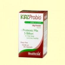 Kidzprobio (5000 millones) - 30 gramos - Heatlh Aid