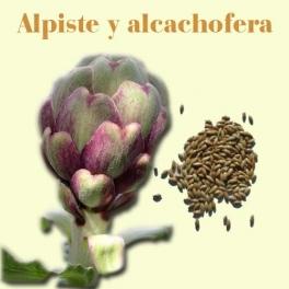 Alpiste y Alcachofera. Evitar exceso de grasas.