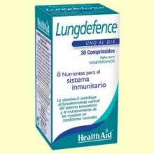 Lungdefence - 30 comprimidos - Health Aid