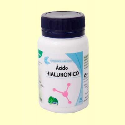 Ácido hialurónico 120 mg - 30 cápsulas - MGD