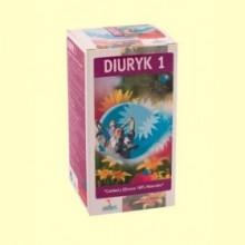 Diuryk 1 - Diurético - 100 cápsulas - Lusodiete