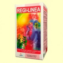 Regi Línea - Control del peso - 100 cápsulas - Lusodiete