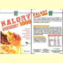 Kalory Emergency 1000 - laboratorios ESI - 24 tabletas