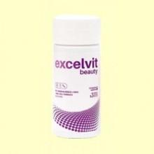 Excelvit Beauty Cápsulas - 60 cápsulas - Excelvit