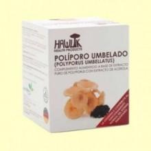 Políporo umbelado - 60 cápsulas - Hawlik