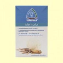 Memoria TriProtect - 120 cápsulas - Hawlik