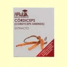 Córdiceps - 60 cápsulas - Hawlik