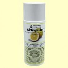 Polvo activo - Malos olores - 100 g - Sanitas