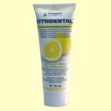 Citridental Activo - Dentífrico pomelo y mirra - 75 g - Sanitas