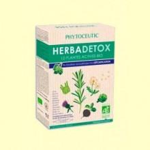 Herbadetox Bio - 20 ampollas - Phytoceutic
