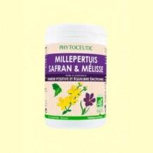 Complejo Hipérico + Azafrán + Melisa Bio - 60 comprimidos - Phytoceutic