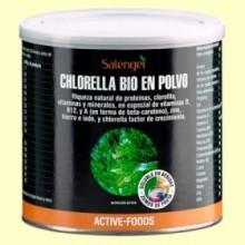 Chlorella en Polvo Bio - 200 gramos - Salengei