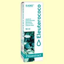 Eleuterococo Fitoextract Concentrado - 50 ml - Eladiet