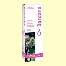 Bardana Fitoextract Concentrado - 50 ml - Eladiet